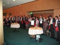 2008年10月 関東地区同窓会