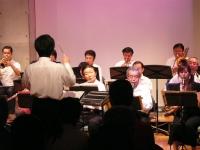2008年7月 楽友会吹奏楽団関東支部演奏