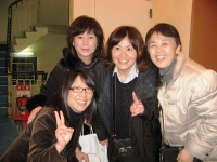 2010年11月 引継ぎ式