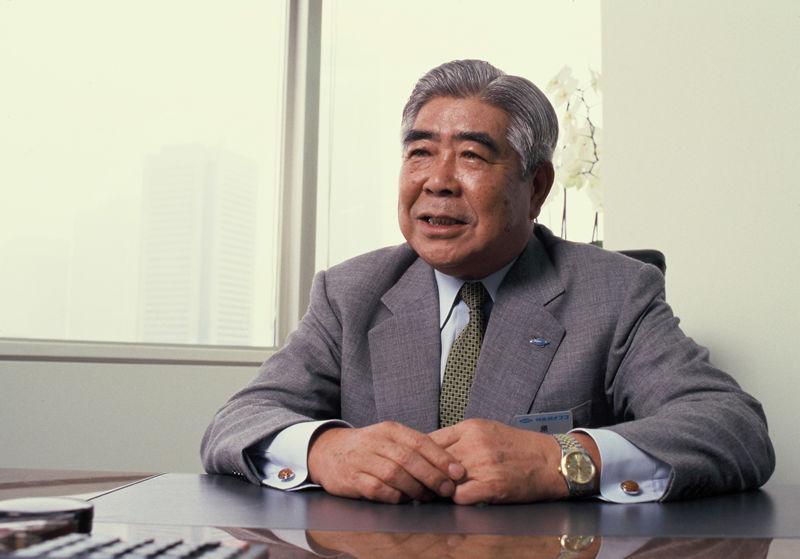 神奈川ナブコ 原信義相談役
